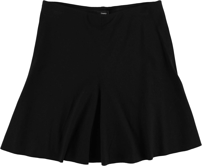 Theory Womens Fixture Ponte Skirt