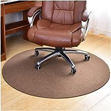 Bedroom Entrance Lounge Dressing Table Children's Room Round Rug, Computer Chair Floor Mats for Office Wear-resistant Door...