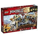 Lego Duplo Ninjago - Caos en la Cueva del Samurái X (6144784)
