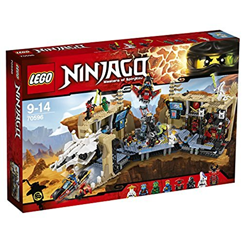 LEGO Ninjago 70596 - Samurai X Höhlenchaos
