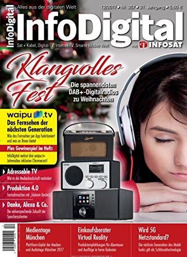 Infodigital / Jahres-Abo Zum Preis Von 59,00 € (12 Ausgaben)