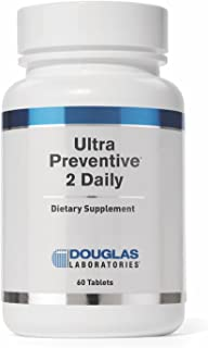 Douglas Laboratories - Ultra Preventive 2 Daily - Vitamins and Minerals Supplement with Herbal Antioxidant Support* - 60 Tablets