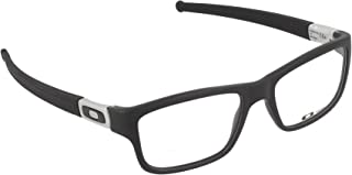 da66e2a561 Oakley Marshal OX8034-0153 Eyeglasses Satin Black Clear Demo 53 17