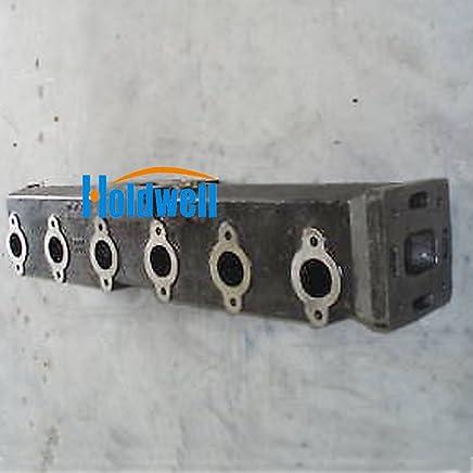 Amazon com: Holdwell Exhaust Manifold 3922935 for Cummins