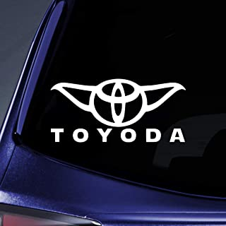 Best yoda car decal Reviews
