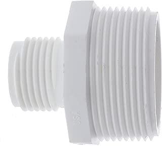 Dura Schedule 40 PVC MHT x MPT Adapter - MHT Size : 3/4
