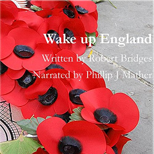 Wake Up England audiobook cover art