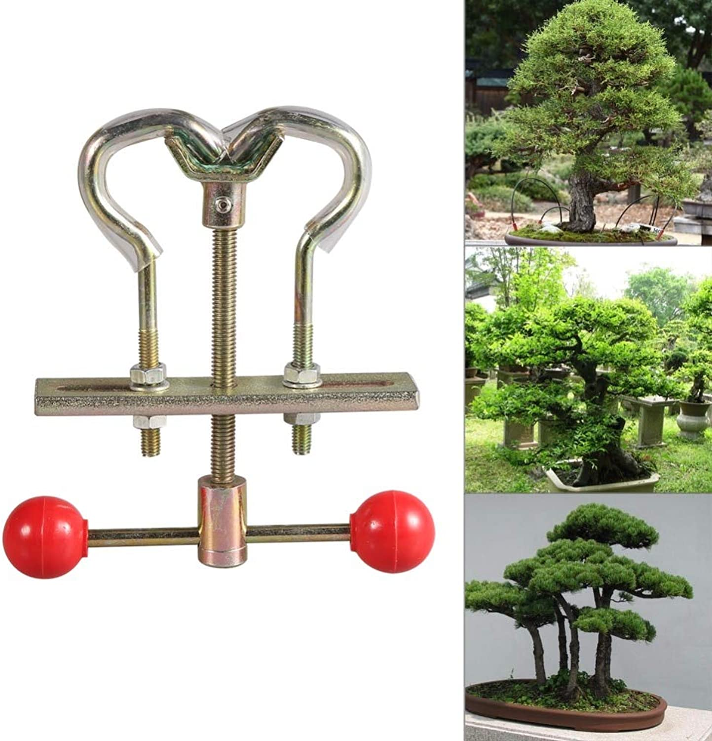 1Pcs Garden Plants Orthotics Bonsai tools The trees branch modulator trunk lopper regulator   Spain