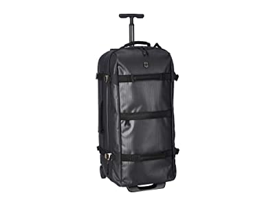 Victorinox VX Touring Coated Wheeled Large Duffel (Black) Duffel Bags