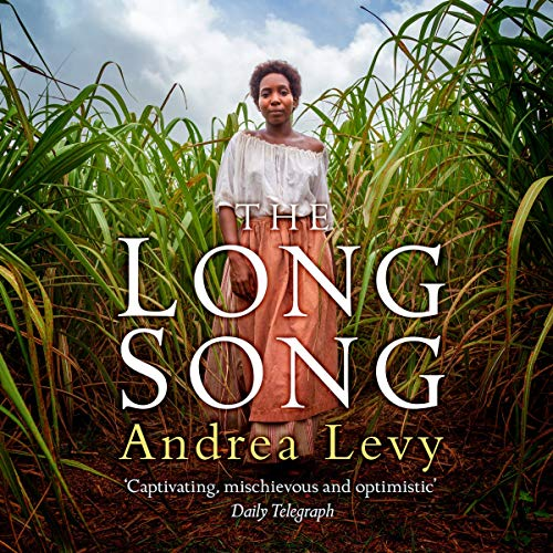 The Long Song audiobook cover art