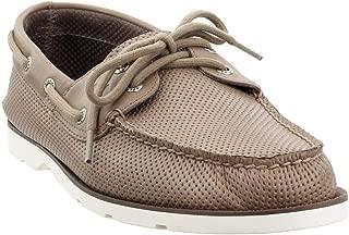 Men's, Leeward 2-Eye Perforated Boat Shoe
