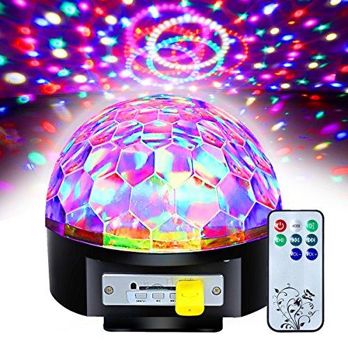 Besmall disco light