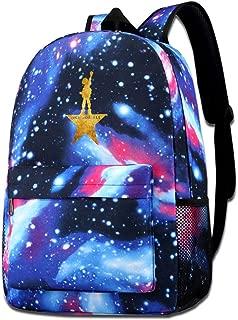 Road to Hero Shoulder Bag Fashion School Star Printed Bag