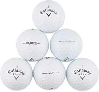 Callaway 50 Near Mint Mix AAAA Used Golf Balls