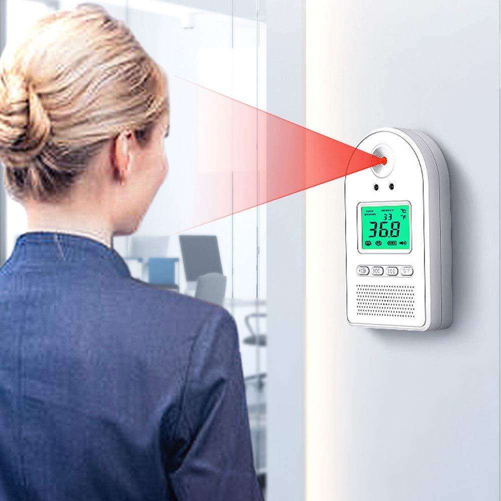 Brand new Wall-Mounted Infrared Ultra-Cheap Deals Temperature Measurement Body Gauge Temper