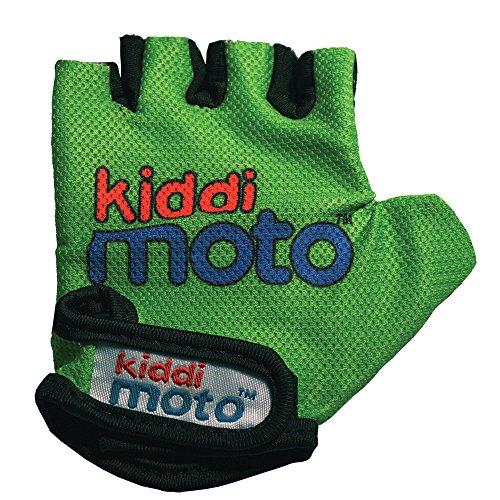 Kiddy Moto - KMGNG_GM - Gants de VTT - Vert (Vert Fluo) - Taille: M