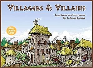 Villagers & Villains Board Game