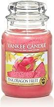 Yankee Candle Pink Dragon Fruit Large Jar Candle