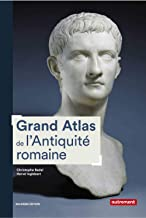 Livres Grand Atlas de l'Antiquité romaine PDF