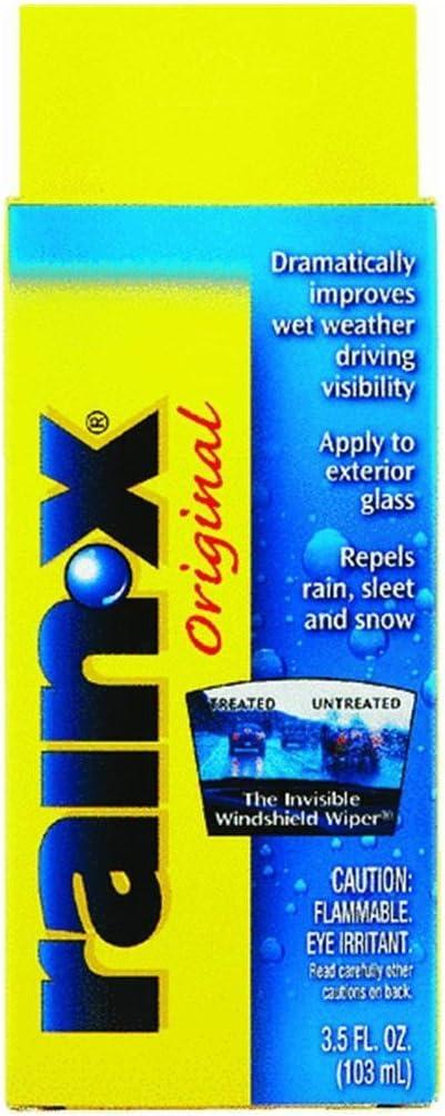 Rain-X Glass Treatment (3.5oz 2 Pack)