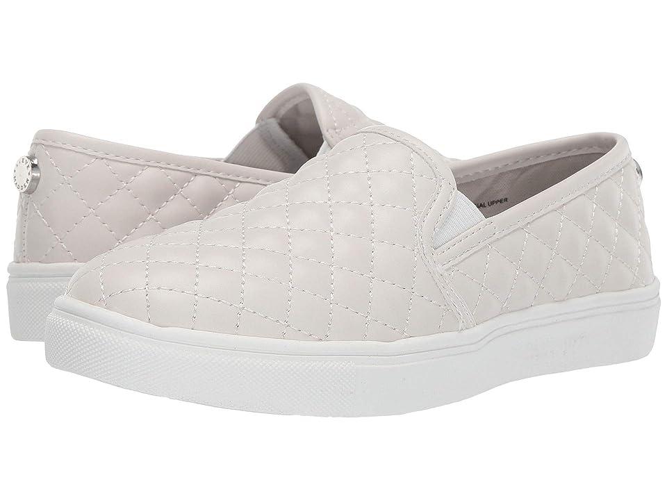 Steve Madden Kids Ecentrcq (Little Kid/Big Kid) (Off-White) Girl's Shoes