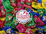 Warheads - Extreme Sour 1.5 lbs of Individually Wrapped Assorted Bulk Lemon Apple Blue Raspberry Watermelon Black Cherry Candy with Refrigerator Magnet