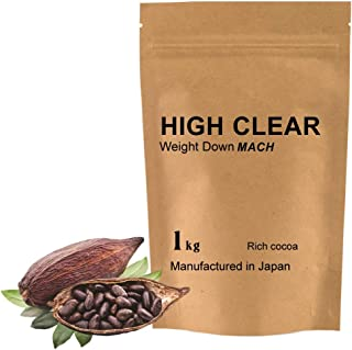 HIGH CLEAR ウェイトダウンマッハ リッチココア味 1㎏(約40食分)