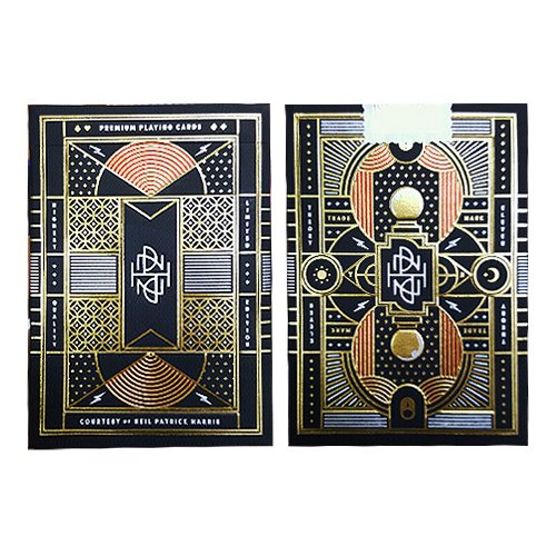 SOLOMAGIA NPH Playing Cards by Patrick Neil Harris and Theory11 - Kartenspiel - Zaubertricks und Magie