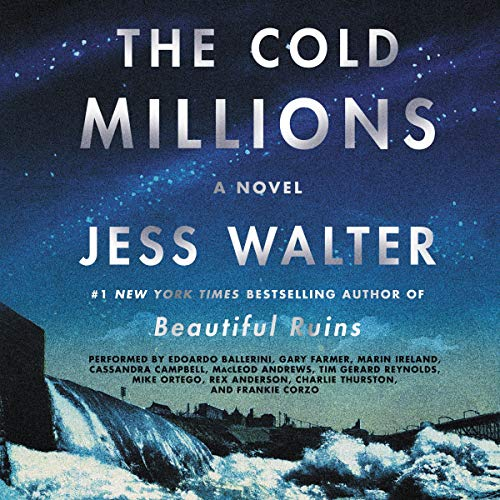 The Cold Millions  By  cover art