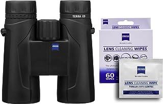 Zeiss Terra 10x42 ED 524206 Binoculars w/ Free 60 ct. Zeiss Lens Wipes