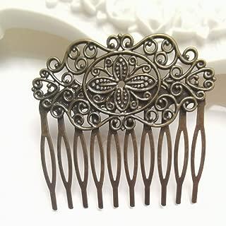 Best brass hair combs Reviews
