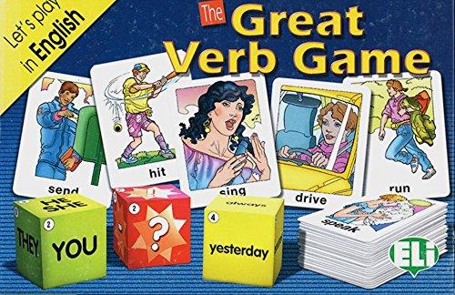 Oleinek, M: Great Verb Games