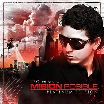 Leo Presenta - Misión Posible (Platinum Edition)
