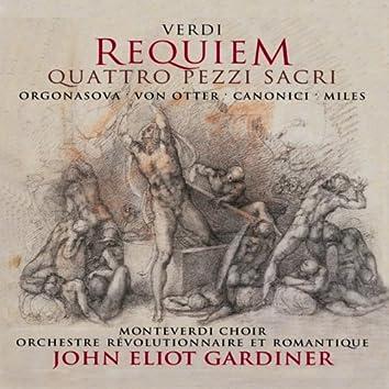Verdi: Requiem/Quattro Pezzi Sacri