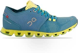 Cloud X Women's Running Shoes Niagara/Lime 20.4123 (Size: 5.5)