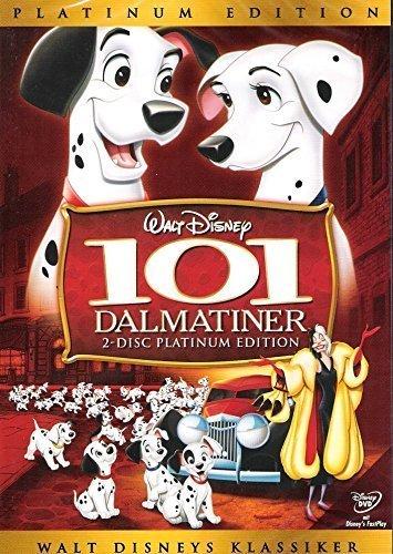 101 Dalmatiner - 2Disc-Plantinum-Edition