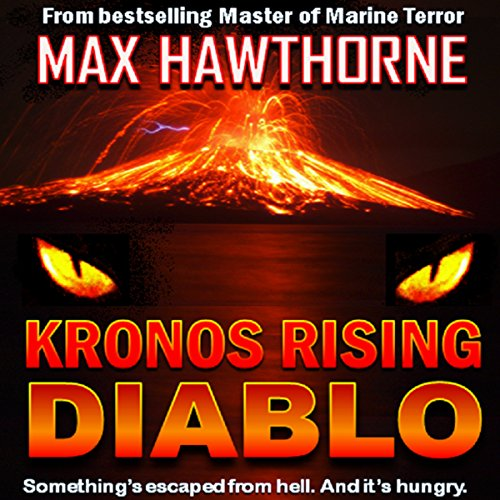 Kronos Rising: Diablo audiobook cover art