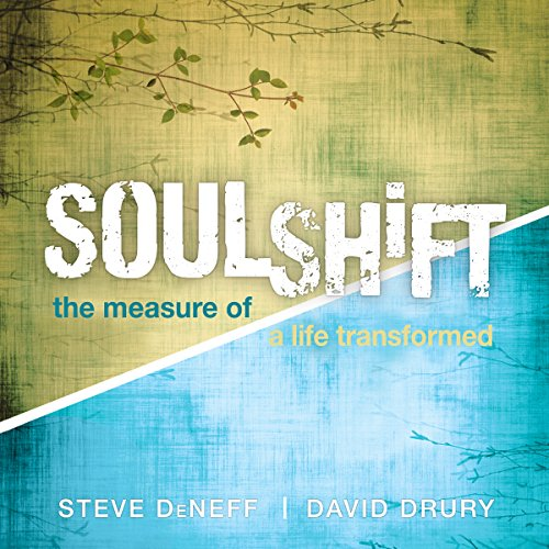 SoulShift audiobook cover art