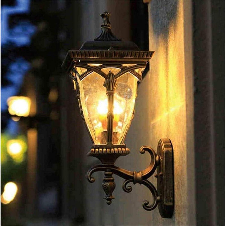 Led Wandleuchte Kronleuchterled Wall Light Chandelier European Outdoor Wall Lamp Outdoor Balcony Wall Lamp Waterproof Walking Of The Landscape Wall Lamp