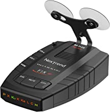 $176 » HBFLJYT Radar Detector GPS Super Long Range Wide Band, Voice Alarm,Black