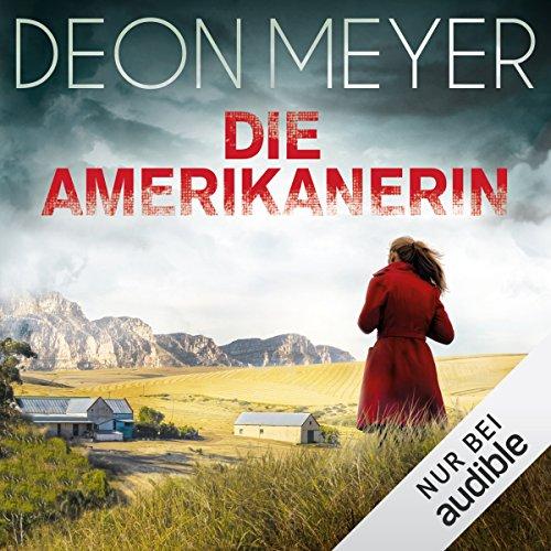 Die Amerikanerin (Bennie Griessel 6) Titelbild