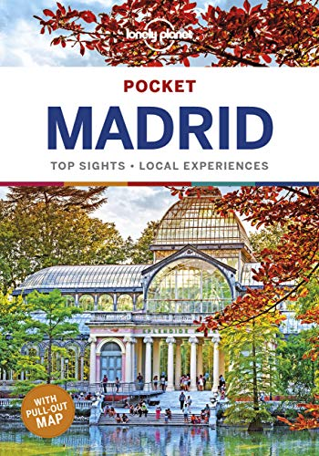 Lonely Planet Pocket Madrid [Lingua Inglese]
