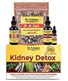 Dr. Schulze's | 5-Day Kidney Detox | Detoxes & Cleanses Bladder | Herbal Dietary Supplement | Weight Loss Aid | Dissolves Kidney & Bladder Deposits | Support Urinary Tract Health