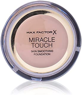 Max Factor Miracle Touch Liquid Illusion Foundation 80 Bronze (Alish_perfumes)