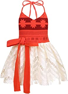 AmzBarley Baby Girls Costume First Birthday Party Toddler Kids Fancy Dress up Costumes
