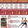 Hemp gummies premium2,600,000 High Potency - fruity gummy be... #3