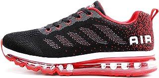 Sportschoenen Heren Dames Loopschoenen Air Shock Absorbing Sneakers Lichtgewicht Fitness Outdoor Running Gym Schoenen 34-46EU