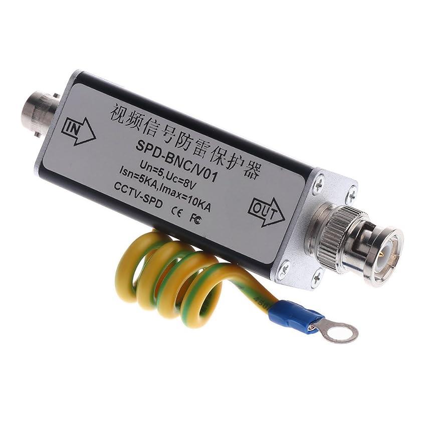 インシュレータ発生器トレードカメラ BNC ビデオ サージ 雷避 アレスタプロテクター保護装置 交換性 便利性