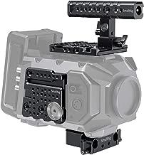 SMALLRIG Kit de Estabilizador de Camcorder para Blackmagic URSA Mini/URSA Mini Pro (Placa Superior, Mango Superior, Placa Lateral, Placa Base) 1902