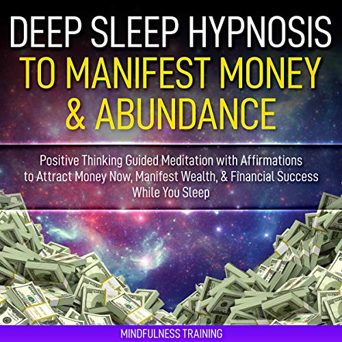 Deep Sleep Hypnosis to Manifest Money & Abundance cover art